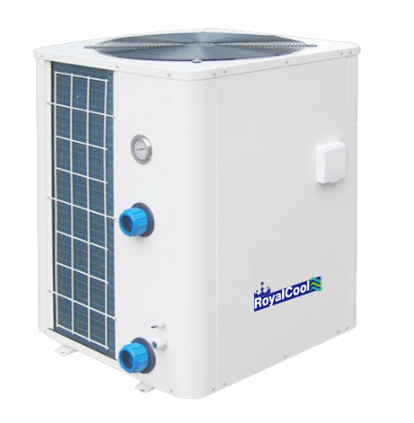 Air Cooled Water Chiller for Swimming Pool